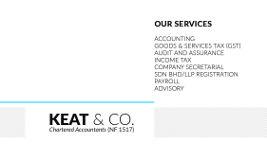 Fotos de KEAT & CO. Chartered Accountants